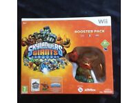Skylanders Giants with 10 extra toys