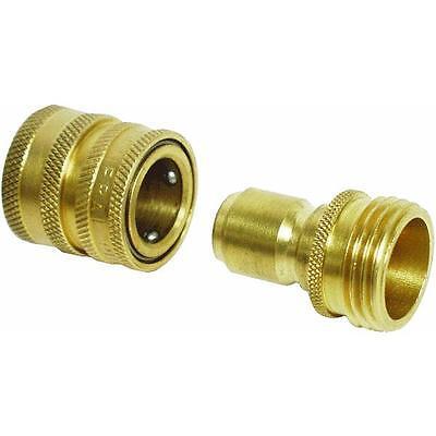 QD Garden Hose Connector  pressure washer X 24  Apache Hose Belting 99050000