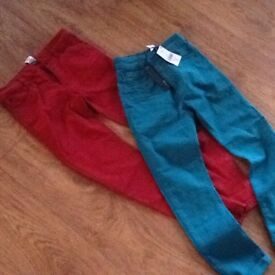 Boys Next skinny jeans, age 7 years