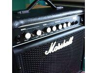 Marshall MB|B series 15 watt bass amp