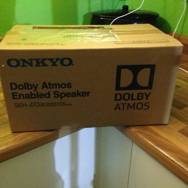 Onkyo skh 410 dolby atmos speakers in Rutherglen  : 86 from www.gumtree.com size 600 x 600 jpeg 44kB