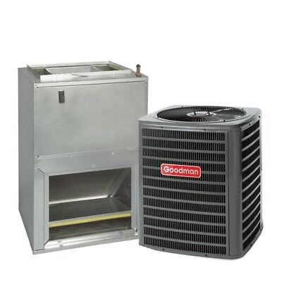 2 Ton 14.5 Seer Goodman Air Conditioning System GSX140241 - AWUF31051 2 Ton Air Conditioning