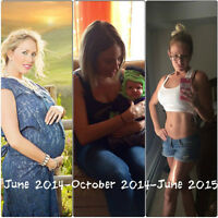 Ready to lose inches? To busy for the gym? Post Pregnancy Weight