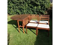 Fold down table and chairs scion fish upholstery