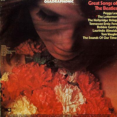 Usado, The Beatles tribute: Great Songs Of The Beatles (quadro) / Capitol QL-6735 comprar usado  Enviando para Brazil