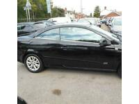 2010 Vauxhall Astra TWIN TOP SPORT CONVERTIBLE Petrol Manual