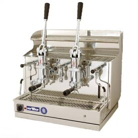Lever Coffee Machine Dual Fuel (Gas or Electric) Izzo MyWay Pompeii