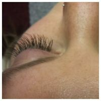 Certified Lash extension technician $65