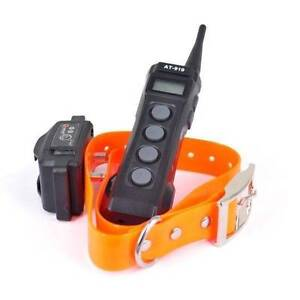 1000M AETERTEK AT-919 REMOTE TRAINING DOG ANTI BARK STOP COLLAR Cannington Canning Area Preview