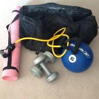 Personal fitness equipment