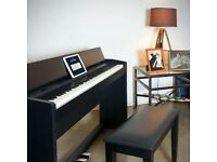 Roland F-130R Digital Piano [Contemporary Black]