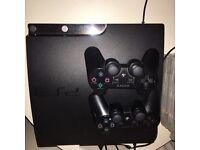 PlayStation 3 Slim 320 GB Rebug 3.55/4.78