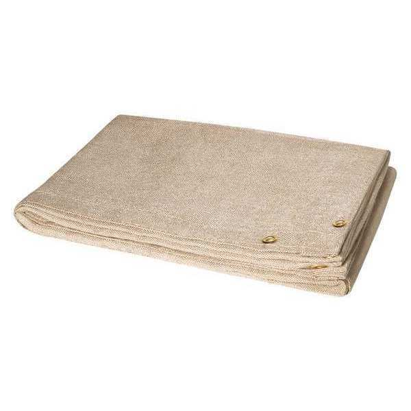 STEINER 372-10X10 Welding Blanket,10 ft. W,10 ft.,Tan