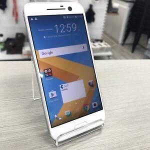 GOOD CONDITION HTC 10 32GB WHITE WARRANTY UNLOCKED INVOICE