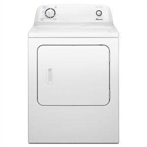 Used Amana 29-in 7-cu ft Electric Dryer (White)