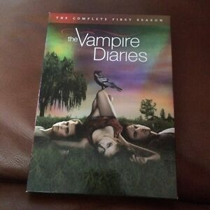 The Vampire Diaries Season 1 (DVD)