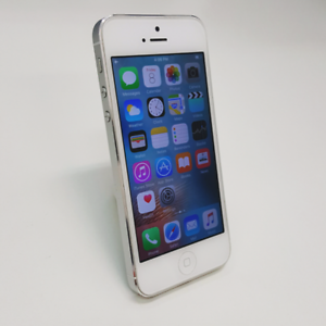 IPHONE 5 16GB WHITE WITH WARRANTY