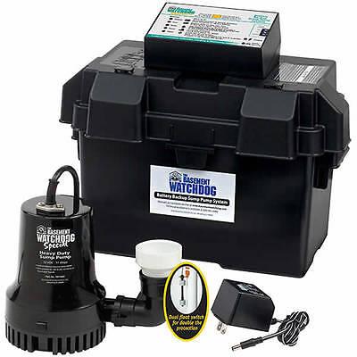 Basement Watchdog Bwsp - Special Backup Sump Pump 1850 Gph 10