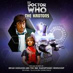 cd - Brian Hodgson - Doctor Who - The Krotons