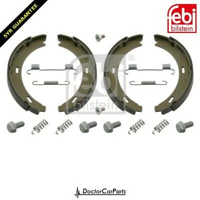 Hand Brake Shoes Rear FOR W169 04->12 A150 A160 A170 A180 A200 1.5 1.7 2.0