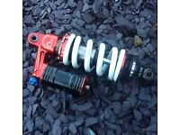Pit bike rear shock