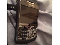 Blackberry 8310 phone