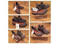 Yeezy Boost 350 V2 Adidas Unisex Men Women Girls Boys Trainers Shoes Footwear Sneakers