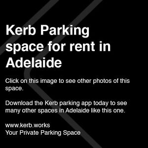 Kerb Parking Space - ADELAIDE $12/day Adelaide CBD Adelaide City Preview