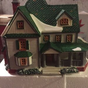 Christmas Village Houses for sale.