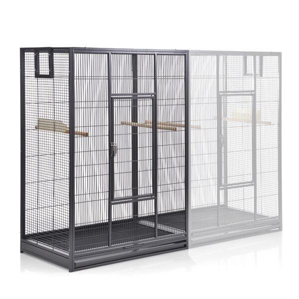 Anbaukit für Melbourne I und II Anitk von Montana Cages Vogelkäfig Erweiterung