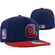Atlanta Braves Hat 7 1 4