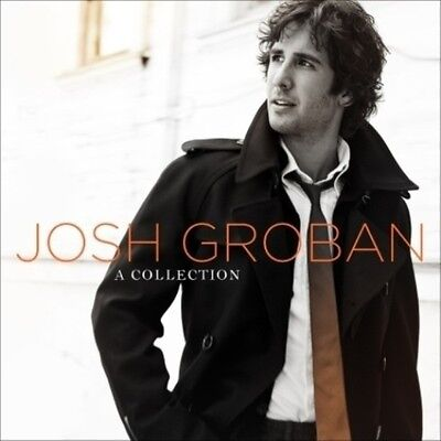 A Collection Josh Groban Greatest Hits 2 CD Set Sealed ! New !