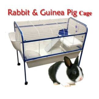 indoor large rabbit hutch cage with stand Riverwood Canterbury Area Preview