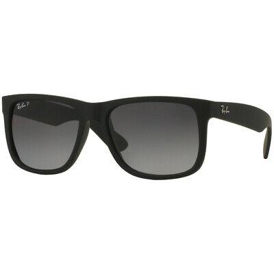 Ray-Ban RB4165 622/T3 Justin Classic Polarized Men's Sunglasses