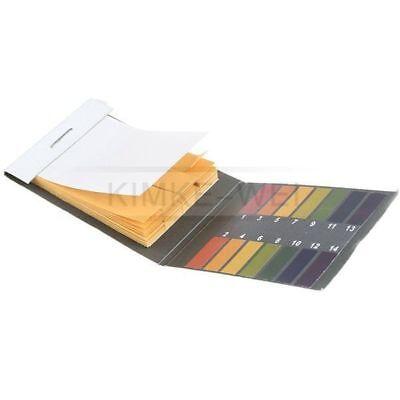 160 Litmus Paper Test Strips Alkaline Acid Ph Indicator