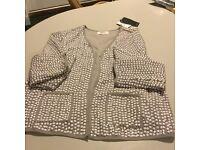 Ladies brand new Savannah Miller sequin jacket size 16
