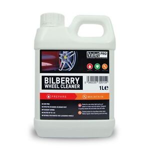 Valet Pro Bilberry Juice Alloy Wheel Cleaner 1L Acid FREE great smell!