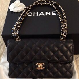 Chanel jumbo bags in all colours and 2 sizes