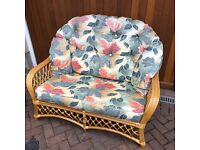 2 seater conservatory chair