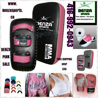 PINK BOXING GLOVES,MADE OF 100% LEATHER, 8OZ, 12OZ, 14OZ, 16OZ