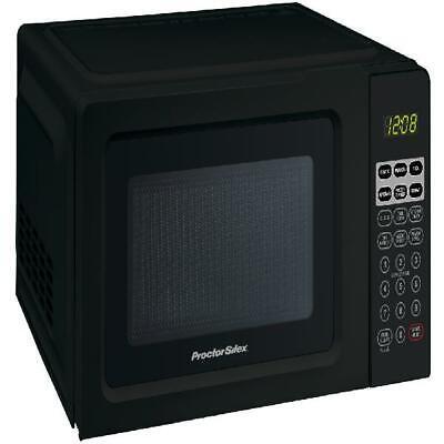 black digital microwave oven 0 7 cu