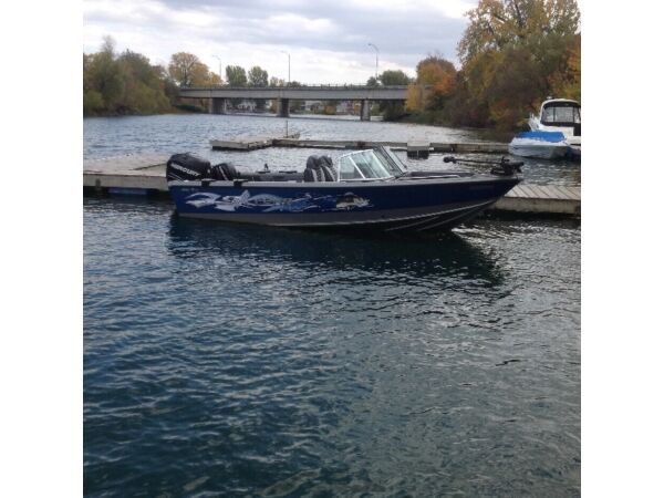 Used 2011 Lund Boat Co 1950 TYEE