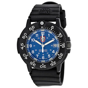 Luminox watch navy seal 3000 ebay - Luminox navy seal dive watch ...