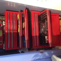 Mechanis Tool Boxes and Tools