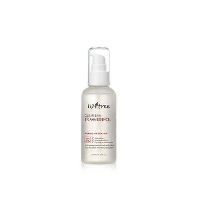 [Isntree] Clear Skin 8% AHA Essence 100ml