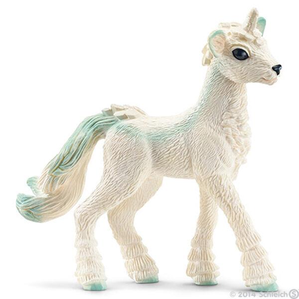 NEW SCHLEICH Bayala 70487 Takkiti Unicorn Foal Fairies Fairy Elf Fantasy RETIRED