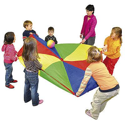 Schwungtuch Ø 185 cm Bewegung Sport Kooperation NEU OVP Kinder Spielzeug