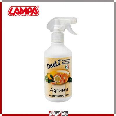Deolì ,Desodorante Profesional - 500 ML - Cítricos Perfume Coche Ambiente Super