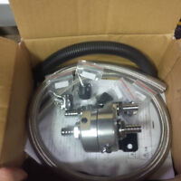 GREDDY OIL FILTER RE-LOCATION KIT---NEW