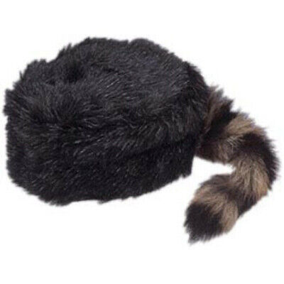 Baby Coon Skin Hat (Child Coonskin Hat With Real)